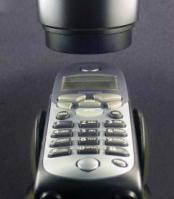 Caller-ID Character Recognition Cordless Phone Display